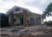 บ้านเดี่ยวหลุดจำนอง ธ.ธนาคารอาคารสงเคราะห์ นครราชสีมา ปักธงชัย โคกไทย