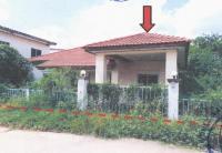 บ้านเดี่ยวหลุดจำนอง ธ.ธนาคารอาคารสงเคราะห์ นครราชสีมา ขามทะเลสอ โป่งแดง