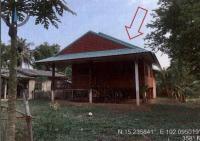 บ้านเดี่ยวหลุดจำนอง ธ.ธนาคารอาคารสงเคราะห์ นครราชสีมา โนนไทย ถนนโพธิ์