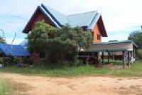 บ้านครึ่งตึกครึ่งไม้หลุดจำนอง ธ.ธนาคารไทยพาณิชย์ นครราชสีมา บ้านเหลื่อม โคกกระเบื้อง